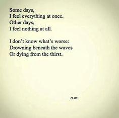 I feel like that.
