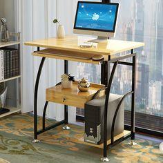 One hundred million of modern minimalist home desktop computer desk Office tables write student small desk computer desk