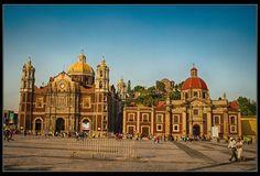 Antigua Basílica de Santa María de Guadalupe y Templo y Convento del las Capuchinas by Guillermo Ruiz on 500px