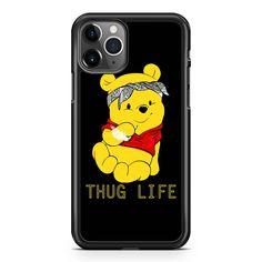 Winnie The Pooh Thug Life  iPhone 11 / 11 Pro / 11 Pro Max Case