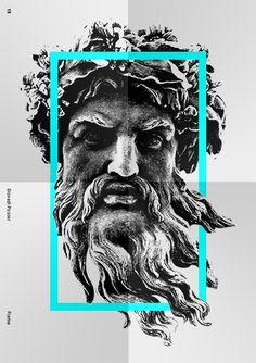 Giovedì Poster by Egidio Filippetti, via Behance