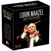 ¥3,535 Lorin Maazel/The Art of Lorin Maazel<初回生産限定盤> - TOWER RECORDS ONLINE