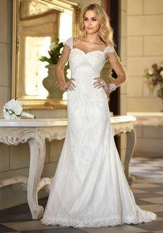 My Stella York wedding dress is for sale on Still White.