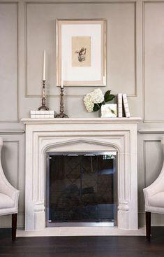 interior design client at Lake Keowee, SC : Linda McDougald Design   Postcard from Paris Home
