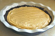 Classic Peanut Butter Pie @elizbarbone GlutenFreeBaking.com -- #GlutenFree