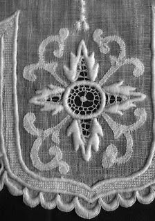 Italian Needlework: Shadow Work Embroidery