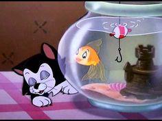 Disney's (1943) Figaro and Cleo