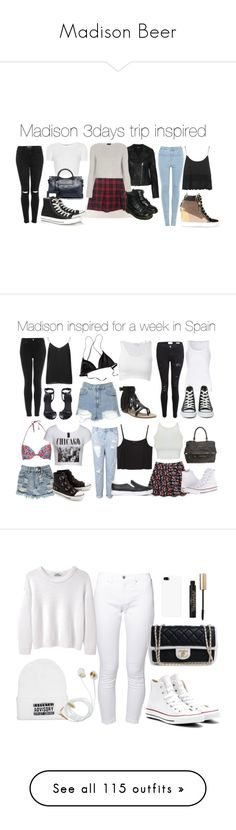 """""""Madison Beer"""" by princesselune97 ❤ liked on Polyvore featuring Topshop, Brandy Melville, Dr. Martens, Balenciaga, Converse, Pull&Bear, Giuseppe Zanotti, Alexander Wang, Vero Moda and Patagonia"""