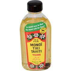 Monoi Tiare Tahiti, Tiare, Coconut Oil, 4 fl oz (120 ml)