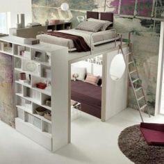 jugendzimmer ideen kleiner raum einrichten stauraum schaffen ... - Wohnung Ideen Einrichtung