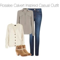 Rosalee Calvert Rosalee Calvert, Ankle Boots, Casual Outfits, Topshop, Polyvore, Addiction, Corner, Clothes, Shopping
