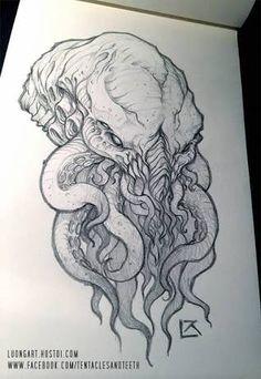 Resultado de imagen para shub niggurath tattoo