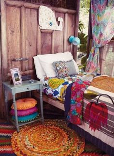 fotos decoracion boho chic - Buscar con Google