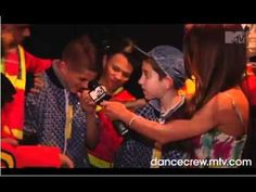 ICONic Boyz Cry For 787 when they had to leave America's Best Dance Crew....so sad. I love 787 crew so much!