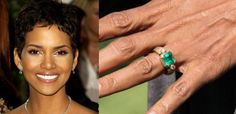 The Daily Bling • Pitt Missed the Mark With $500,000 Diamond Engagement Ring; Jolie Prefers Emeralds