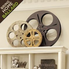 Movie Themed Rooms On Pinterest Movie Theater Decor