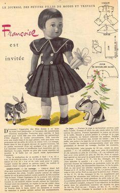 Helene568's blog - Page 98 - Les poupées à trousseau - Skyrock.com