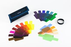 The Universal Flash Filter Kit (20-Color Rainbow Edition) #Products
