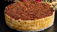 YouTube Mini Tortillas, No Cook Desserts, Food Cakes, Cake Cookies, Tiramisu, Cheesecake, Cake Recipes, Biscuits, Cooking