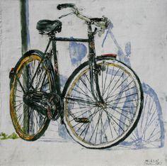 Lido bikes by Micheal Zarowsky