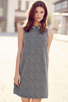 Next Kleid mit verziertem Kragen im Universal Online Shop