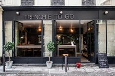 Restaurant Frenchie To Go in Paris