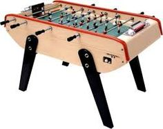 To prove to all those ladies that try and take you down, YOU are the ultimate Foosball champion, you need the ultimate table—the Bonzini Foosball Table. Vida Design, Hex Wrench, Table Games, Game Tables, Adjustable Wrench, Deco Furniture, Retail Design, Home And Family, Blue And White