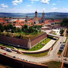 Alba Iulia Amazing Places, Beautiful Places, Travel Around The World, Around The Worlds, Romania Travel, Places Worth Visiting, Tourist Places, European Travel, Montenegro