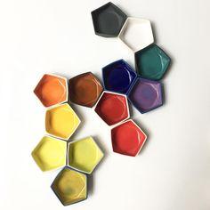 "273 Beğenme, 3 Yorum - Instagram'da tulya madra (@santimetrestudio): ""#areyoushiningjustforme #LaLaLand #colorstudy #theme05  #slipcast #limoges  #chooseyourcolors…"""