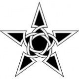 star tattoo for men, maybe for my shoulders