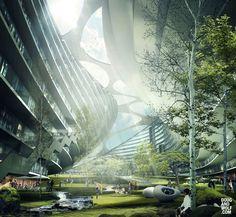 Future & utopia   Doug and Wolf