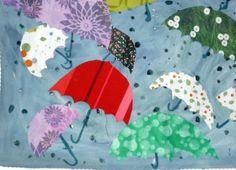 Le mois de novembre était gris , froid, pluvieux et venteux , voici le travail réalisé en Art Visuel par les élèves . Compétence: Utiliser des techniques simples mais combinées pour exprimer un ressenti, développer son imagination.  Techniques : encre , mélange de deux couleurs pour obtenir des nuances de gris , éponges , découpage , collage, graphisme, détournement de l'usage de la colle .