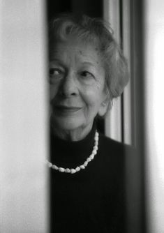 """Maria Wisława Anna Szymborska (Polish, 1923-2012) 1996 Nobel: """"for poetry that with ironic precision allows the historical and biological context to come to light in fragments of human reality"""""""