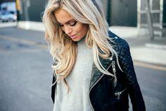 gorgeous blonde locks!