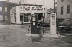 Vintage shots from days gone by!