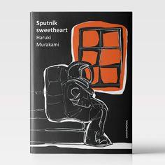 """Echa un vistazo a mi proyecto @Behance: """"Sputnik Sweetheart."""" https://www.behance.net/gallery/57405123/Sputnik-Sweetheart"""