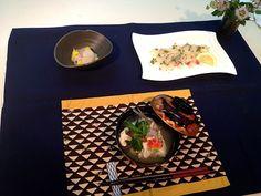 お料理教室に行ってきました 鯛を捌く練習をしました 手✋が臭い - 6件のもぐもぐ - 鯛潮汁カルパッチョ✨昆布じめ by pleasure
