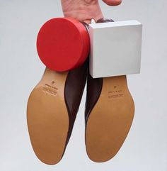 Jacquemus, The Clown Shoes - Celeste Fashion Bags, Fashion Shoes, Fashion Accessories, High Fashion, Jojo Fashion, Jacquemus Shoes, Clown Shoes, Shoes 2018, Creative Shoes