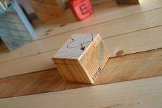 jewelry  box made from reclaimed pallet wood