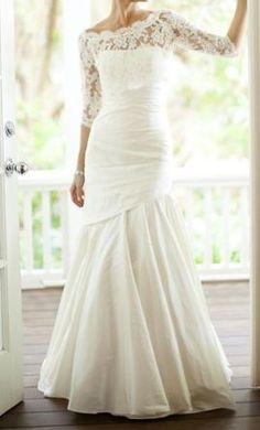 Melissa Sweet Wedding Dress - Mila