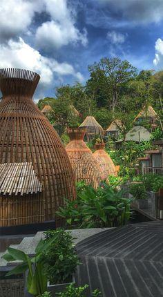 Top 10 Wellness Retreats in Asia - Destination Deluxe Bamboo Building, Natural Building, Keemala Phuket, Phuket Resorts, Phuket Travel, Bamboo Structure, Wellness Resort, Bamboo Architecture, Bamboo House