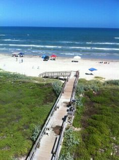 Port Aransas beach, Mustang Island, TX...just me and my bffs and the kiddos..Tuesday and Wednesday!!