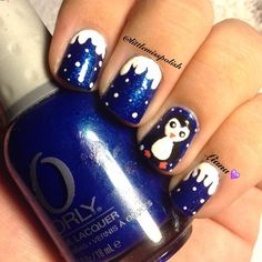 Instagram photo by littlemisspolish #nail #nails #nailart