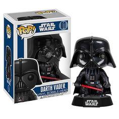 Star Wars POP Darth Vader Bobble Head Vinyl Figure