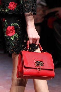 Dolce & Gabbana Otoño-Invierno 2015/2016 - Detalles