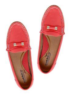 dffdd89682a5 Buy Catbird orange faux leather slip on loafers online