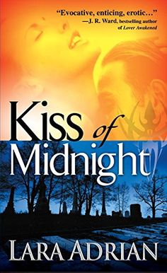 Kiss of Midnight: A Midnight Breed Novel (The Midnight Breed Series Book 1) by Lara Adrian http://www.amazon.com/dp/B000QCQ8XK/ref=cm_sw_r_pi_dp_VzJPwb1RX7J41