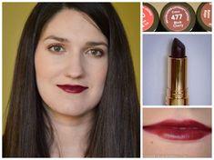 Revlon Super Lustrous Lipsticks   Color Collector Drugstore Lipstick, Lipsticks, Revlon Black Cherry, Max Factor Lipstick, Revlon Super Lustrous Lipstick, Lipstick Colors, Beauty, Lipstick, Lip Colors