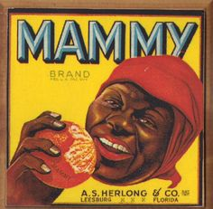 "BLACK AMERICANA AD ""MAMMY""                I have this one."