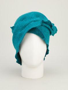 KATHARINA M - wrap style hat 7